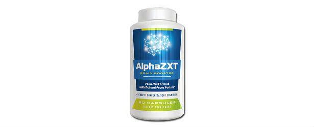 AlphaZXT Brain Booster Review