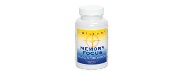Altrum Memory Focus Review
