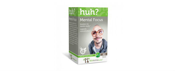 Bio Terra Herbs Mental Focus…huh? Review