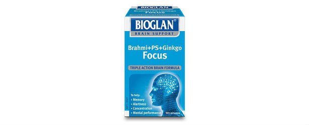 Bioglan Brahmi Focus 50s Review