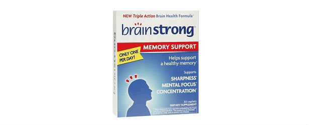 BrainStrong Memory Support Review
