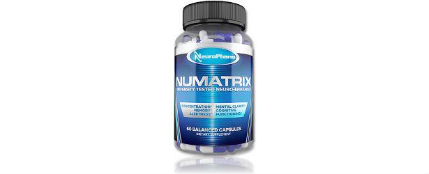 NeuroPharm NuMatrix Review