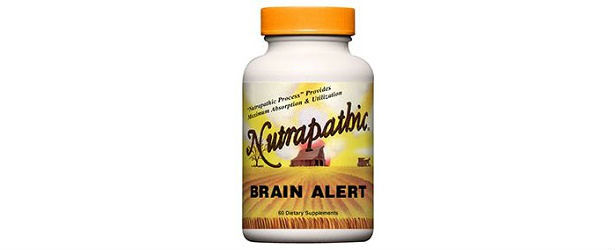 Nutrapathic Brain Alert Review