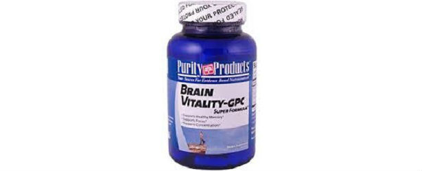 Purity Products Brain Vitality Review