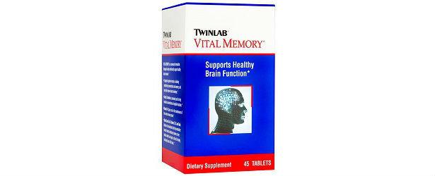 Twinlab Vital Memory Review