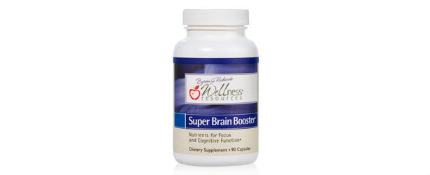 Wellness Resources Super Brain Booster Review 615