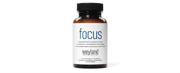 Weyland Brain Nutrition Focus Review