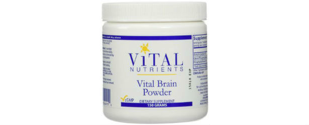 Vital Nutrients Vital Brain Powder Review