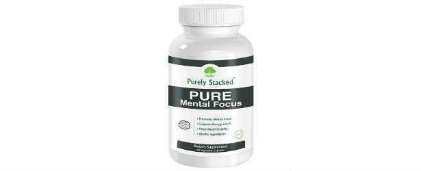 Purely Stacked Pure Mental Focus Review