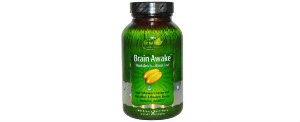 Irwin Naturals Brain Awake Review