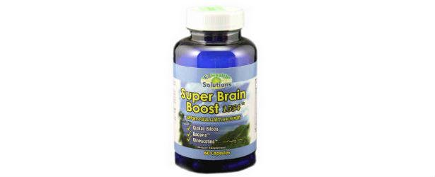 EZ Health Solutions Super Brain Boost 1554 Review