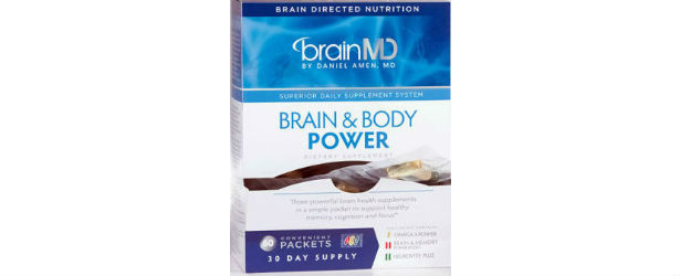 BrainMD Health Brain and Body Power Review