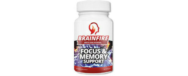 Brain Fire Focus and Memory Support Review